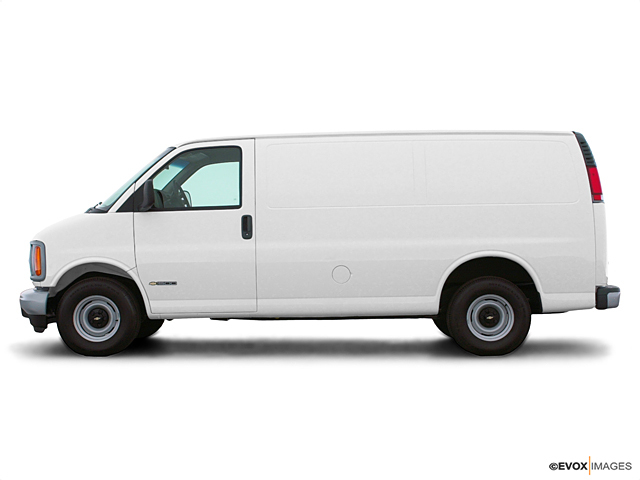 2000  Express Cargo Van  in ,