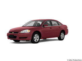 2008 Chevrolet Impala LT in Del City, OK
