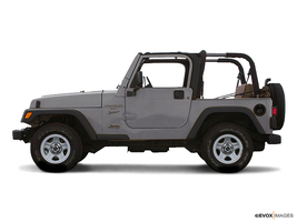2000 Jeep Wrangler Sahara in Phoenix, Arizona