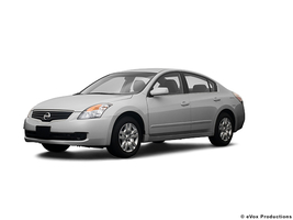 2009 Nissan Altima 2.5 SL in Del City, OK