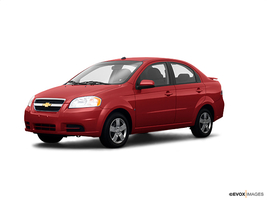 2009 Chevrolet Aveo LT w/1LT in Del City, OK