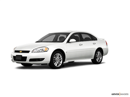 2010 Chevrolet Impala LTZ in Pampa, Texas