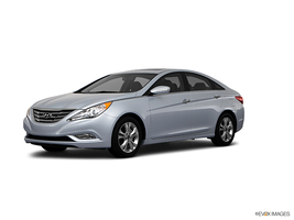 2011 Hyundai Sonata Ltd PZEV w/Wine Int in El Dorado Hills, California