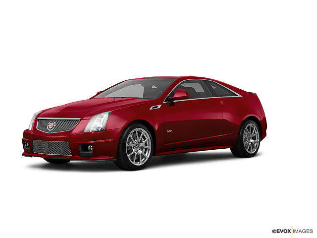 2012 Cadillac CTS-V Coupe  in Phoenix, Arizona