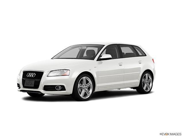 2011 Audi A3 Premium Plus in Houston, TX. Exterior: Ibis White; Interior: