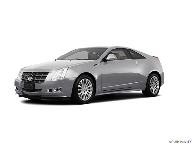 2011 Cadillac CTS Coupe Performance-Rear Camera-Heated/Cooled Seats