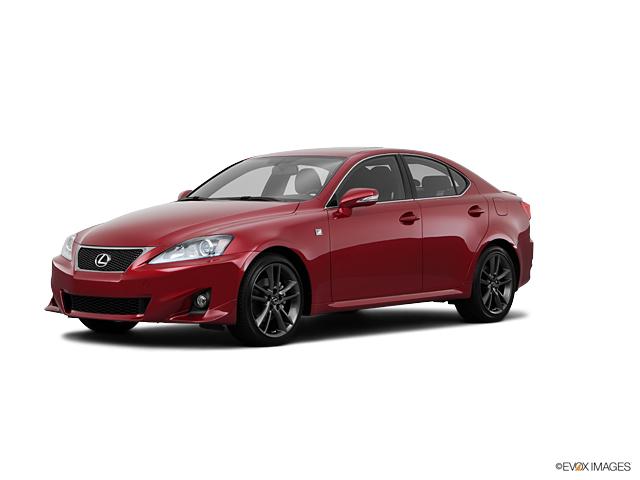 2011 Lexus IS 250 in Dallas, TX. MSRP; $37220