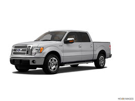 2011 Ford F-150 Platinum in Pampa, Texas