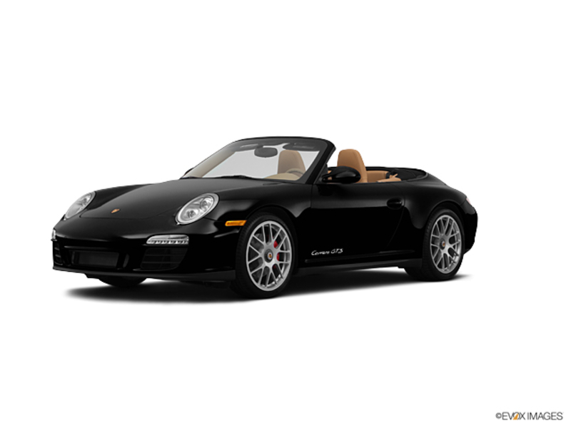 2012 Porsche 911 Carrera S PDK Cabriolet in Pompano Beach, Florida