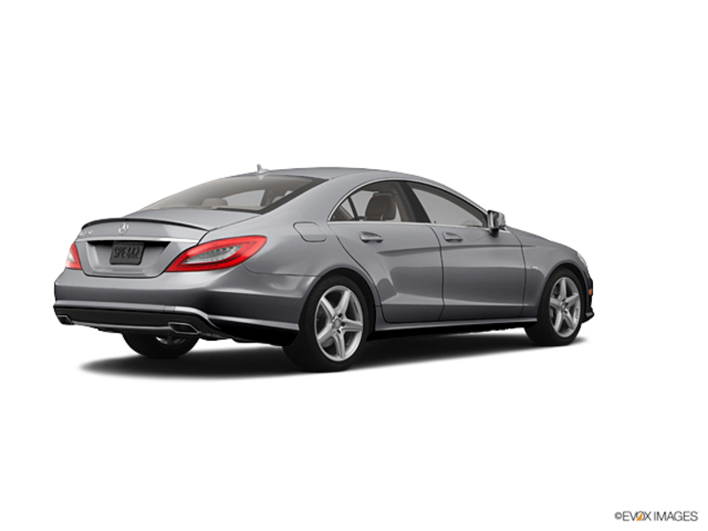2012 Mercedes-Benz CLS-Class CLS550 in Dallas, TX