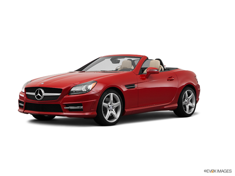 2012 Mercedes-Benz SLK-Class SLK350 in Grapevine, TX