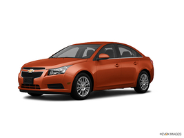 2012 Chevrolet Cruze 4DR SDN ECO in Cicero, New York