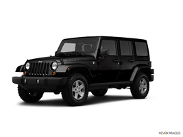 2012 Jeep Wrangler Unlimited Rubicon in Pampa, Texas