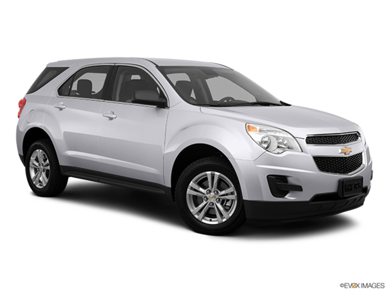 2012 Chevrolet Equinox FWD 4DR LS in Cicero, New York
