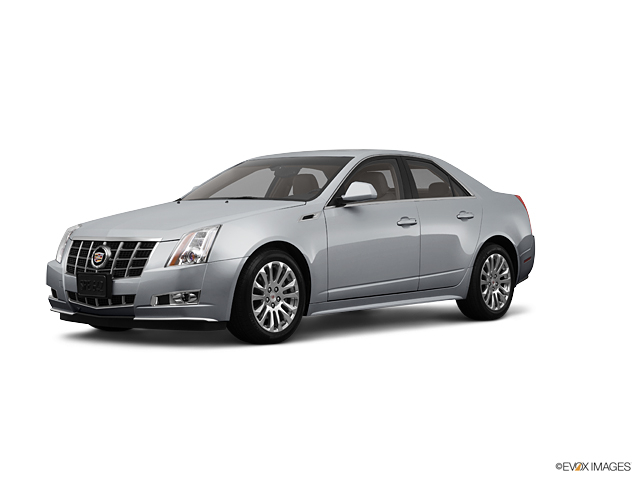 2012 Cadillac CTS Sedan 