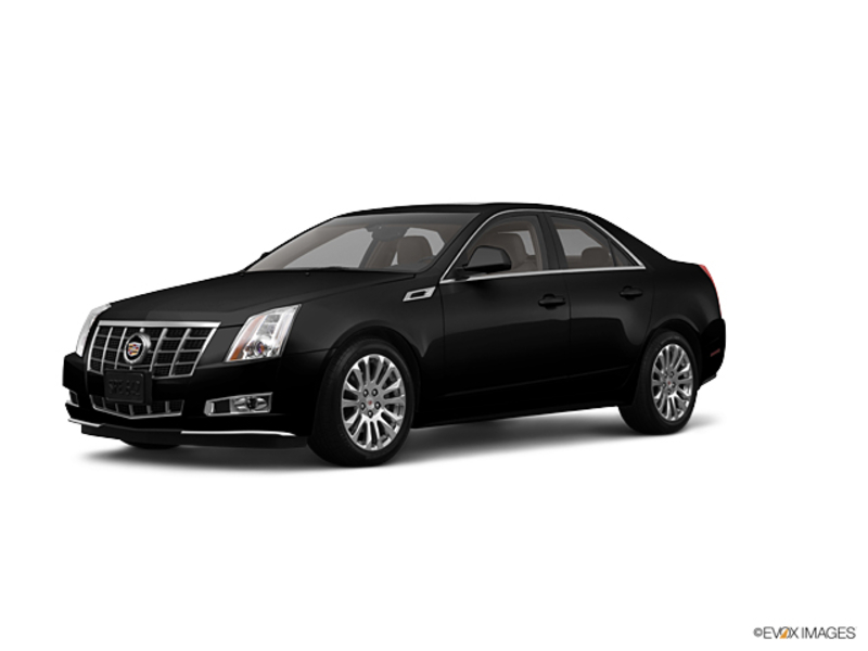 2012 Cadillac CTS Sedan Premium