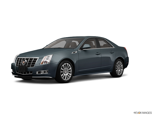 2012 Cadillac CTS Sedan Luxury AWD in Colorado Springs, CO