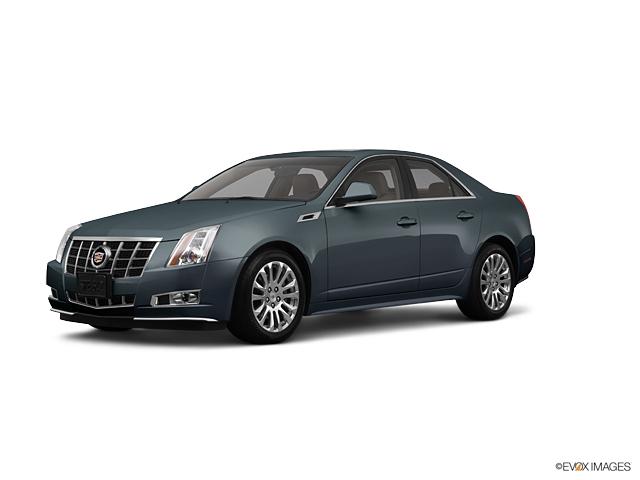 2012 Cadillac CTS Sedan Performance in Wichita Falls, TX