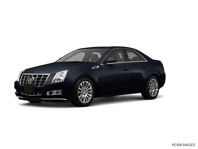 2012 Cadillac CTS Sedan Luxury in Wichita Falls, TX