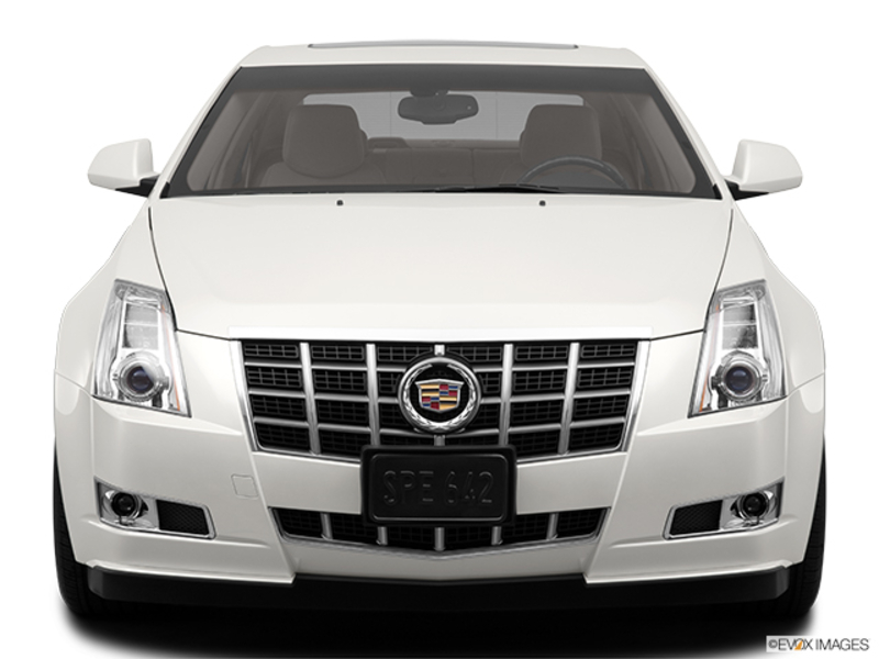 2012 Cadillac CTS Sedan Luxury
