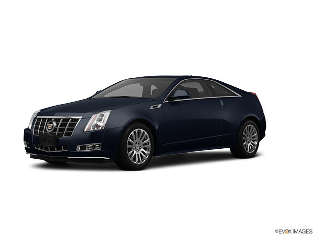 2012 Cadillac CTS Coupe Premium