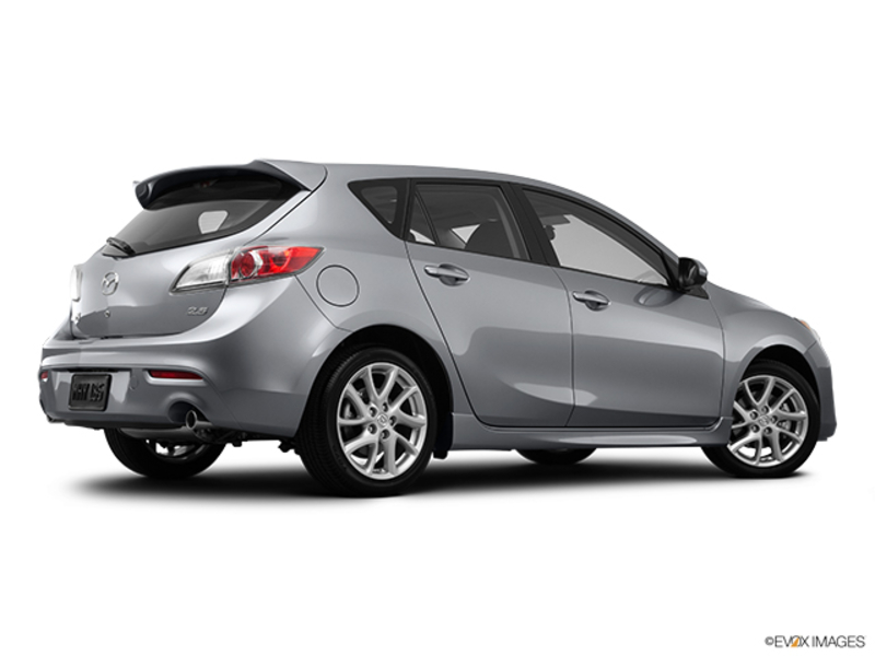 2012 Mazda Mazda3 5dr HB Man i Touring in Webster, TX