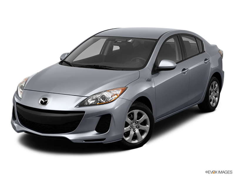 2012 Mazda Mazda3 4dr Sdn Man i Sport in Webster, TX