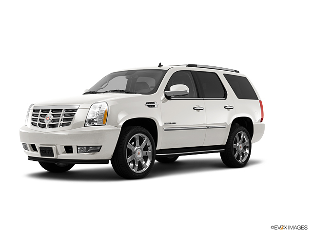 2012 Cadillac Escalade Platinum Edition