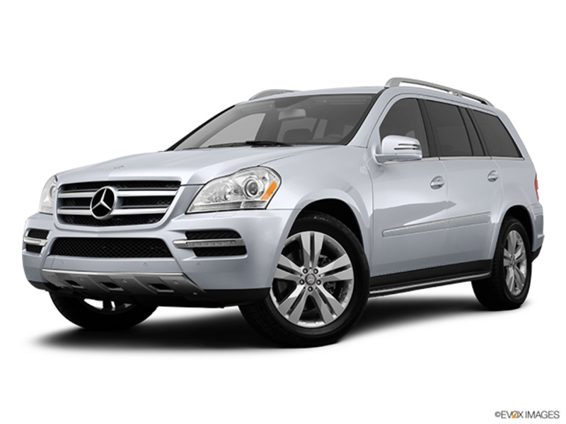 2012 Mercedes-Benz GL-Class GL550 4MATIC in Dallas, TX