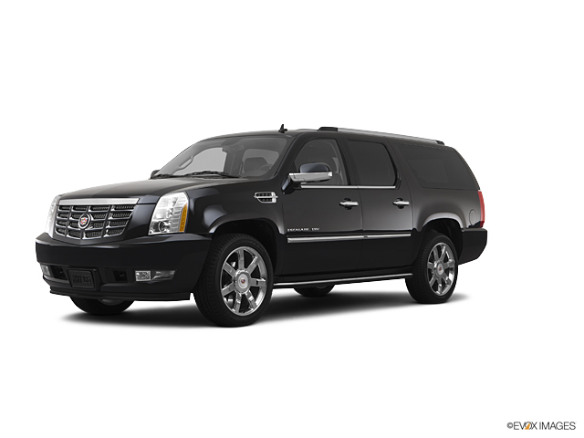 2012 Cadillac Escalade ESV Platinum Edition