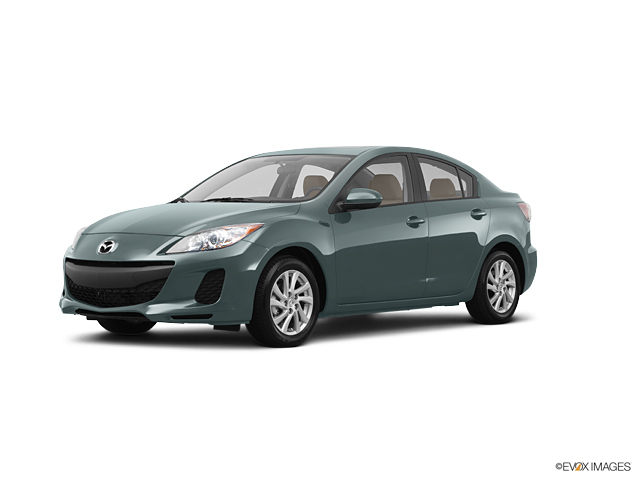 2012 Mazda Mazda3 4dr Sdn Man i Touring in Webster, TX