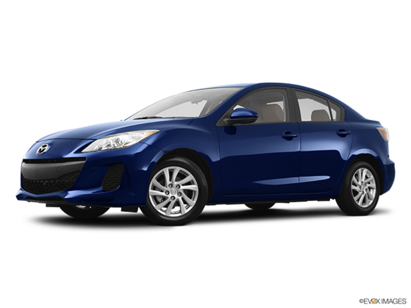 2012 Mazda Mazda3 4dr Sdn Auto i Touring in Webster, TX