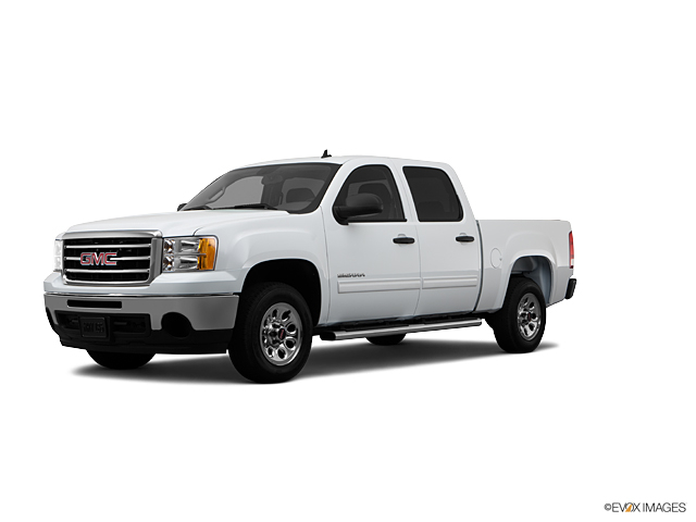 2012 GMC Sierra 1500 SLE in Wichita Falls, TX