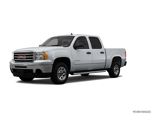 2012 GMC Sierra 1500 4WD CREW CAB 143.5  SLE in Cicero, New York