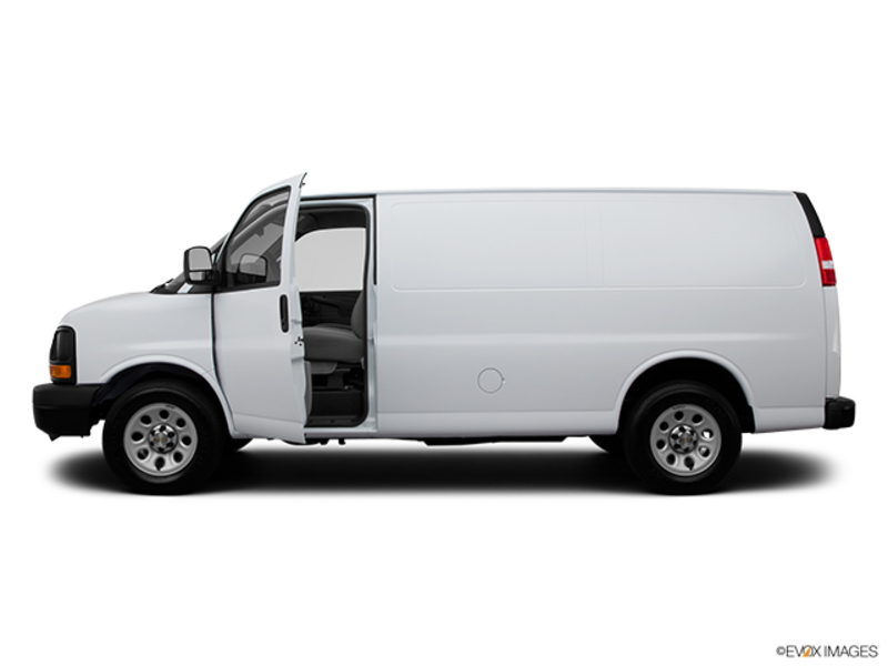 2012 Chevrolet Express Cargo Van AWD 1500 135 in Cicero, New York