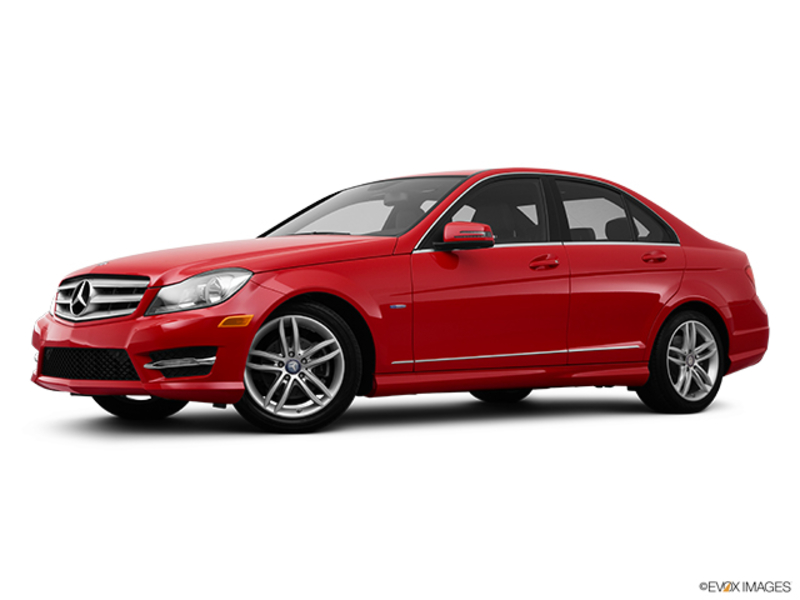 2012 Mercedes-Benz C-Class C250 in Ft. Worth, TX