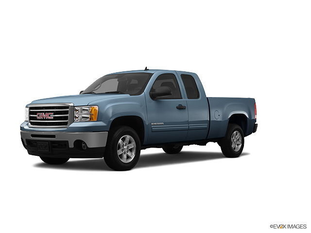 2012 GMC Sierra 1500 4WD EXT CAB 143.5  SLE in Cicero, New York