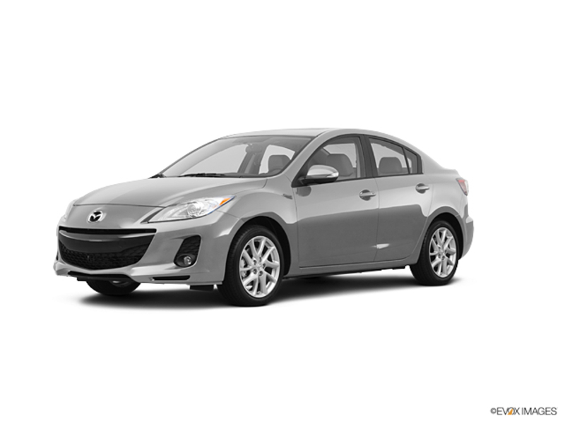 2012 Mazda Mazda3 4dr Sdn Auto i Grand Touring in Webster, TX