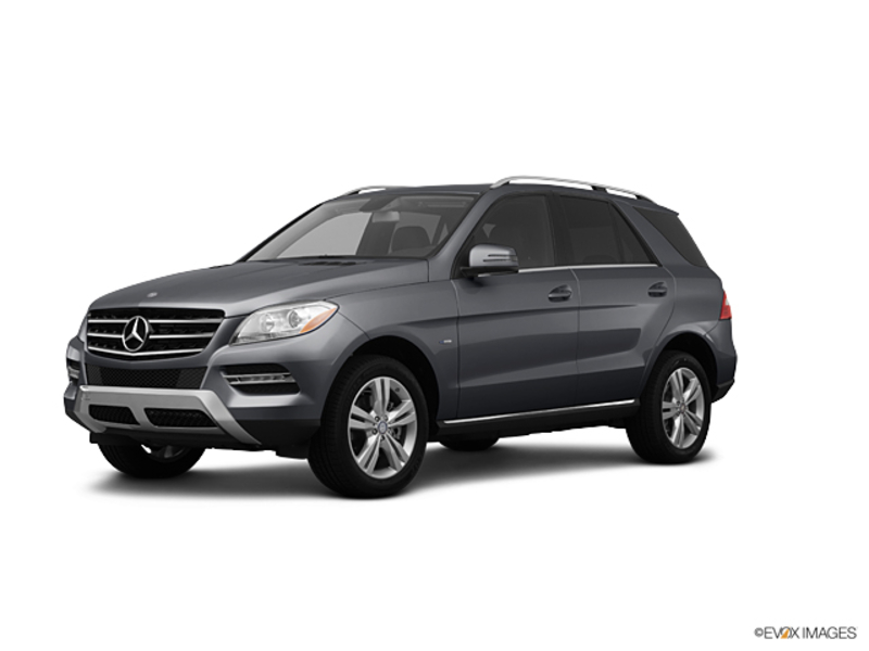 2012 Mercedes-Benz M-Class ML350 4MATIC in Ft. Worth, TX