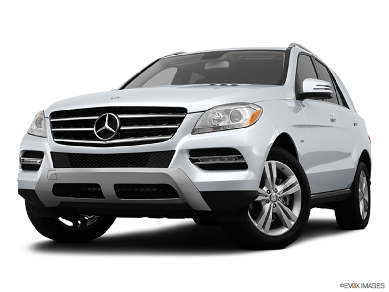 2012 Mercedes-Benz M-Class ML350 4MATIC in Grapevine, TX