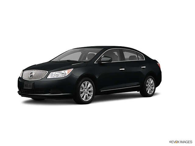 2012 Buick LaCrosse Premium 2