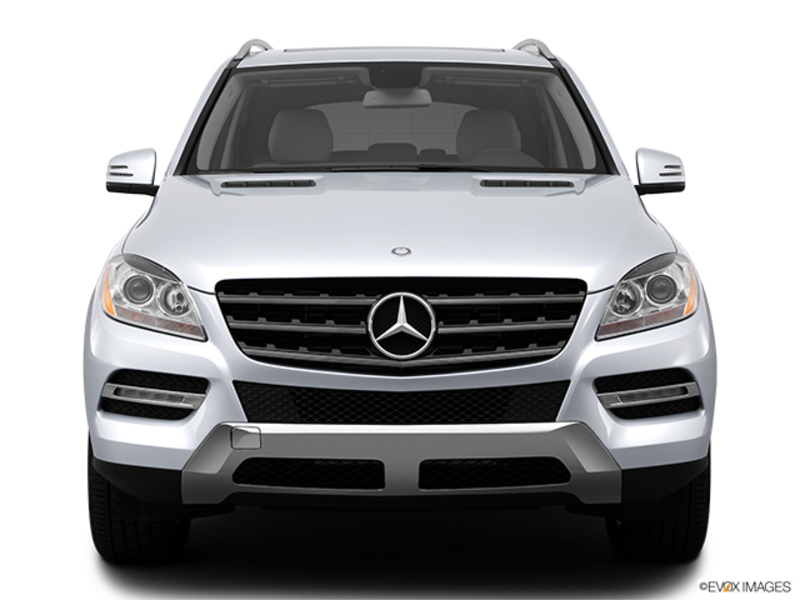 2012 Mercedes-Benz M-Class ML350 4MATIC in Dallas, TX