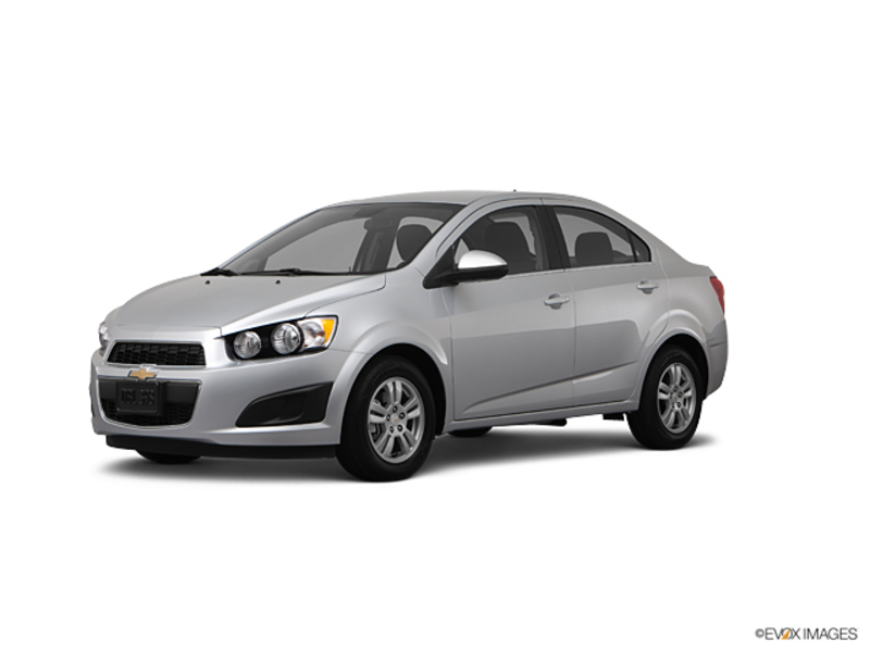 2012 Chevrolet Sonic 4DR SDN LT 1LT in Cicero, New York