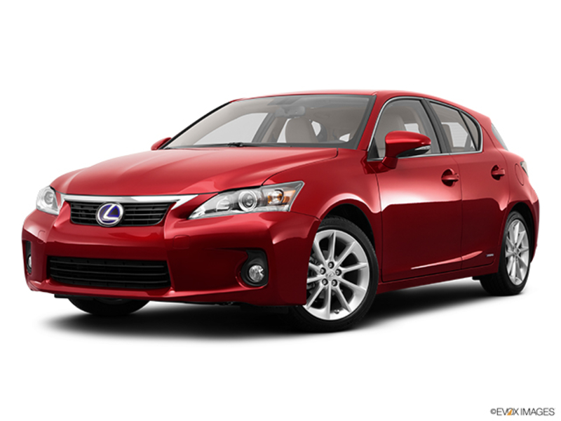 2012 Lexus CT 200h Premium in Grapevine, TX