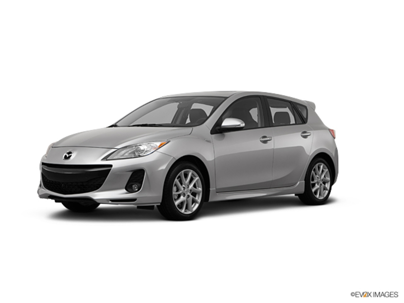 2012 Mazda Mazda3 5dr HB Auto s Grand Touring in Webster, TX