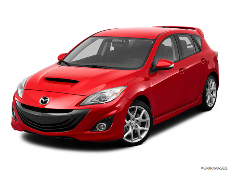 2012 Mazda Mazda3 5dr HB Man Mazdaspeed3 Touring *Ltd Avail* in Webster, TX