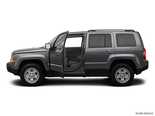 2012 Jeep Patriot Limited in Wichita Falls, TX