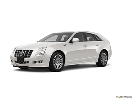 2012  CTS Wagon Not V