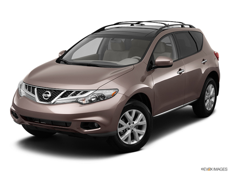 2012 Nissan Murano SV in Skokie, Illinois