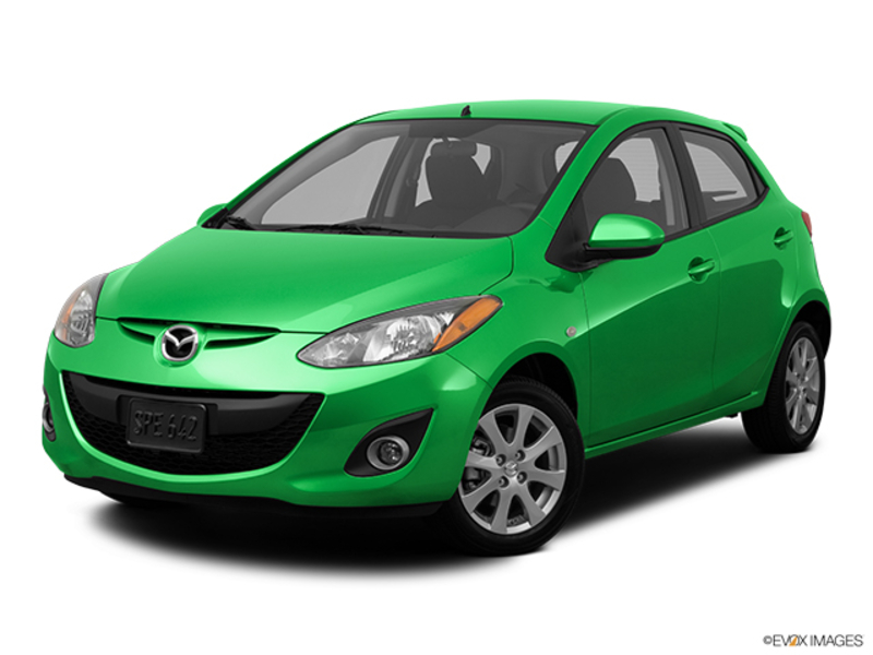 2012 Mazda Mazda2 4dr HB Auto Touring in Webster, TX